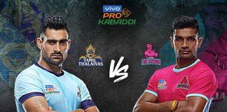 PKL 2019 Live,Pro Kabaddi Live,Pro Kabaddi League 2019 Live,Jaipur Pink Panthers and Tamil Thalaivas Live,Watch Jaipur Pink Panthers and Tamil Thalaivas Live