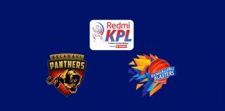 Karnataka Premier League 2019 Live,KPL 2019 Live,Karnataka Premier League 2019,Belagavi Panthers vs Bengaluru Blasters Live,Star Sports Live