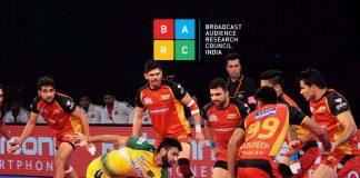 BARC Ratings,BARC Ratings India,Star Sports 1 Hindi,Star Sports,Pro Kabaddi 2019