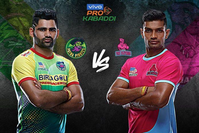 PKL 2019 Live,PKL 2019 Season 7 Live,Vivo Pro Kabaddi League 2019 Live,Patna Pirates vs Jaipur Pink Panthers Live,Watch Patna Pirates vs Jaipur Pink Panthers Live