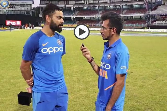 IND vs WI Series Live,India vs West Indies Series,India vs West Indies Series Live,Virat Kohli,Virat Kohli on Chahal TV