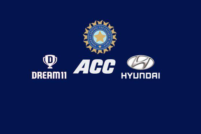 BCCI,Indian Cricket Team Title Sponsorship,BCCI Sponsorships,BCCI associate sponsorships,BCCI Sponsors