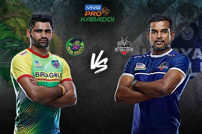 PKL 2019 Live,PKL 2019 Season 7 Live,Vivo Pro Kabaddi League 2019 Live,Patna Pirates vs Haryana Steelers Live,Watch Patna Pirates vs Haryana Steelers Live