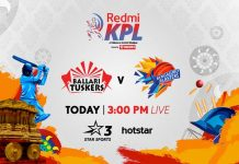 Karnataka Premier League 2019 Live,KPL 2019 Live,Karnataka Premier League 2019,Bellary Tuskers vs Bengaluru Blasters Live,Star Sports Live