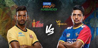 PKL 2019 Live,PKL 2019 Season 7 Live,Vivo Pro Kabaddi League 2019 Live,Telugu Titans and U.P. Yoddha Live,Watch Telugu Titans and U.P. Yoddha Live