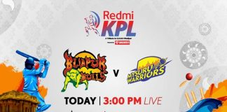 Karnataka Premier League 2019 Live,KPL 2019 Live,Karnataka Premier League 2019,Bijapur Bulls vs Mysuru Warriors Lions Live,Star Sports Live