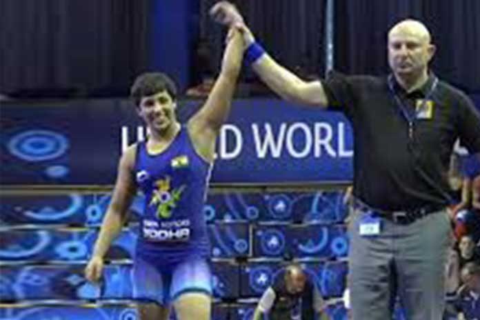 UWW Wrestling Championship,United World Wrestling,Wrestling Championships 2019,Junior World Wrestling Championship 2019,Anshu Malik