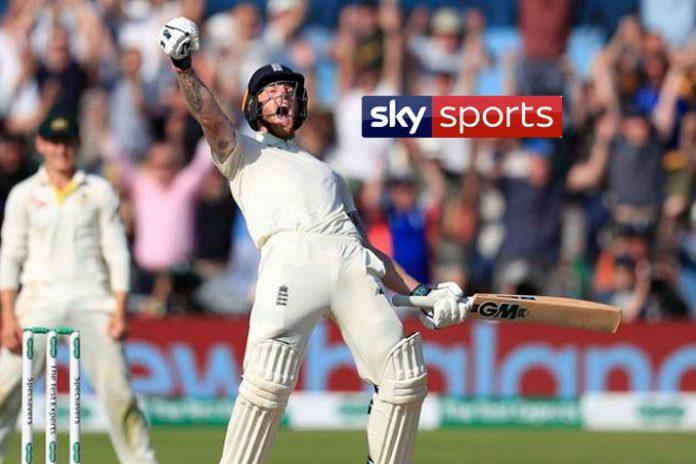 Sky Sports,Ben Stokes,Ben Stokes Ashes Century,Ashes 2019,Ashes 2019 Live