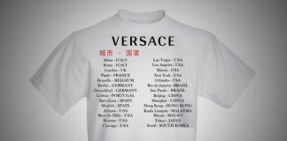 Versace,US brand Coach,Disney collections,Italian fashion,Italian designer Versace