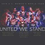 US Women's UWW World Championship team,US Women's Wrestling team,UWW World Championship,UWW World Wrestling Championship,UWW Wrestling Championship