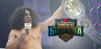 Lex Sportel,Pro Wrestling show,Wrestle India Network,Dangal ke Soorma,Pro Wrestling show Live