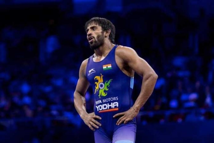 Bajrang Punia,Tokyo 2020 Olympic Games,Rajiv Gandhi Khel Ratna,Bajrang Punia medals,WFI
