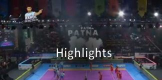 PKL 2019 Highlights,Pro Kabaddi League,Vivo Pro Kabaddi League 2019 Highlights,U.P. Yoddha vs Tamil Thalaivas Highlights,Watch U.P. Yoddha vs Tamil Thalaivas Highlights