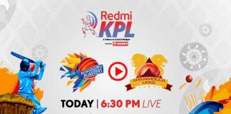 Karnataka Premier League 2019 Live,KPL 2019 Live,Karnataka Premier League 2019,Bengaluru Blasters v Shivamogga Lions Live,Star Sports Live