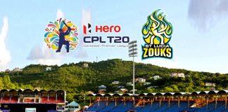 CPL 2019,Caribbean Premier League 2019,CPL 2019 Teams,St Lucia Stars,St Lucia Zouks