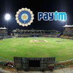 BCCI,BCCI Sponsorship Rights,Paytm,Paytm Sponsorship Rights,Sports Business News India