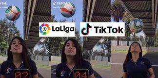 LaLiga,LaLiga TikTok account,TikTok India,LaLiga TikTok challenge,LaLiga Santander season