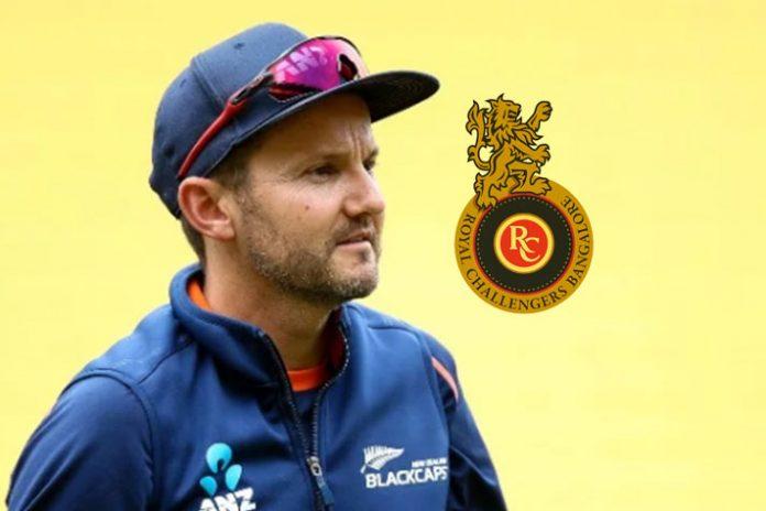 IPL 2020,Indian Premier League,Royal Challengers Bangalore,RCB Director Cricket Operations,RCB Head Coach