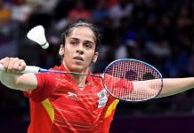 BWF World Championships: Saina crashes out
