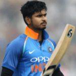 Shreyas Iyer,Shreyas Iyer career,Shreyas Iyer records,India vs West Indies ODI Series,IND vs WI ODI Series