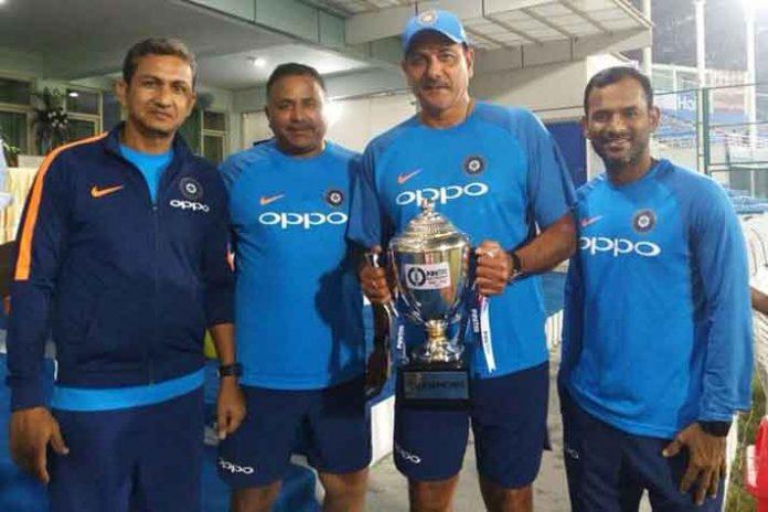 Team India coach selection process!
