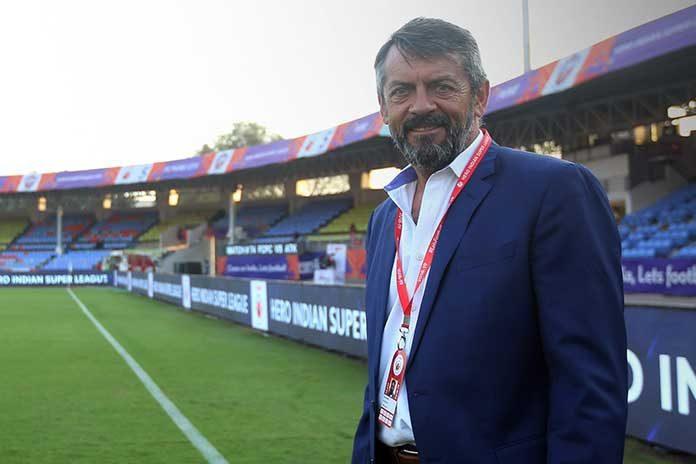 ISL 2019,Indian Super League,Pune City FC,Hyderabad Football Club,Pune City FC Coach