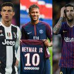 LaLiga,Cristiano Ronaldo,Neymar Jr,Lionel Messi,Javier Tebas