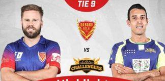 UTT 2019,Ultimate Table Tennis,UTT 2019 Highlights,Archana Kamath,Goa Challengers