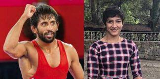 Bajrang Punia,Sangeeta Phogat,Bajrang Punia Wedding News,Sangeeta Phogat Wedding News,Indian Wrestlers