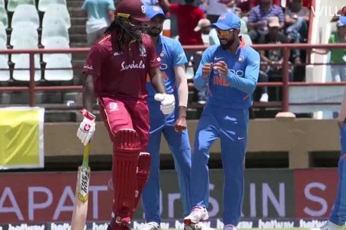 Virat Kohli,Indian Cricket Team,Chris Gayle,India vs West Indies Series 2019,Royal Challengers Bangalore