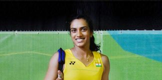 It's Olympic qualification year, so taking it step by step: Sindhu