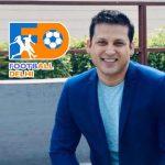 Football Delhi,Football Delhi CEO,Samip Rajguru,Football Delhi Chief Executive,Samip Rajguru Football Delhi