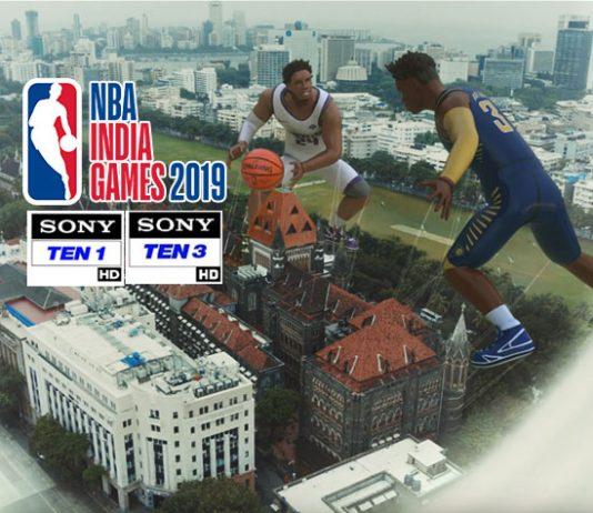 National Basketball Association,#NBAInMyBackyard,NBA India Games,NBA India Games 2019,NBA pre-season games