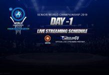 UWW World Championships 2019 Live,UWW World Wrestling Championships 2019 Live,UWW Wrestling Live,World Wrestling Championships 2019 Live,Harpreet Singh