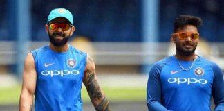 Yuvraj Singh,Rishabh Pant,Virat Kohli,International Cricket,West Indies