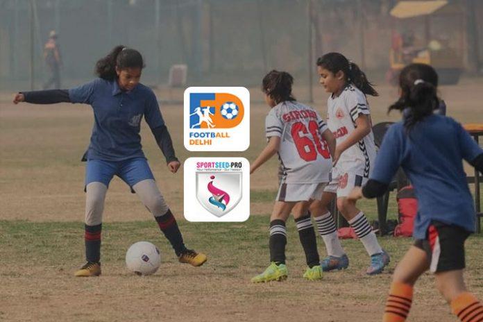 Football Delhi,Sportseed-PRO,Scientific Football Programme,AIFF,All India Football Federation