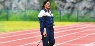 PT Usha,IAAF,International Association of Athletic Federation,Veteran Pin,Los Angeles Olympics