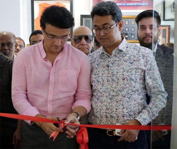 Sourav Ganguly,India captain Sourav Ganguly,Cricket-Themed Restaurant,Kolkata,Virat Kohli
