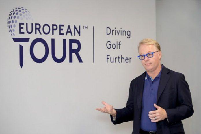 Golf's Global Tour,Sport News Business,European Tour,BMW PGA Championship,Brand Strategy