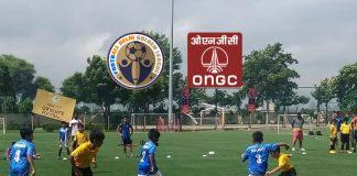 Sport News Business India,Football Delhi,Oil and Natural Gas Corporation,Jawaharlal Nehru Stadium,Football Golden League