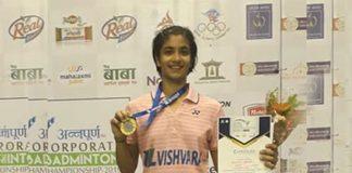 Malvika Bansod,Nepal International Series,Badminton,Nagpur Shuttler,Gayatri Gopichand