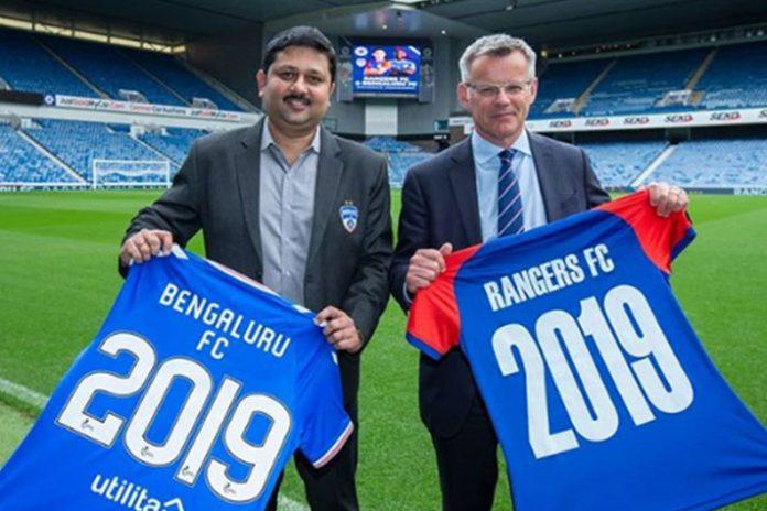 ISL 2019,Bengaluru FC,Rangers FC,Football Club,UEFA Tournament