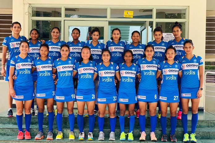 Indian Hockey Team, Indian Women's Hockey Team, Hockey Team,Upcoming Tournament,Upcoming Tour Of England,Tokyo Olympic 2020,Hockey Olympic Qualifier,Hockey India