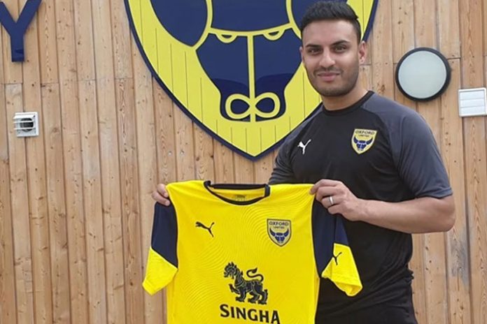 Football For Peace,Real Kashmir,Oxford United,Kashif Siddiqi,I-League