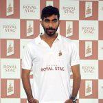 Jasprit Bumrah,Indian Cricketer,Cricket Player,Japreet Player,Team Tndia,ICC's partner liquor brand,Brand Ambassador,Jaspreet Bumrah Brand Ambassador,Brand Campaign,Royal Stag,Marketing Campaign