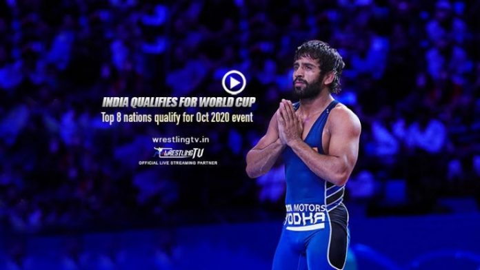 UWW World Wrestling Championship 2019,World Wrestling Championship 2019,UWW World Championship 2019,Bajrang Punia,Wrestling World Cup 2020