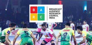 BARC,BARC Ratings,Pro Kabaddi League,PKL 2019,Star Sports