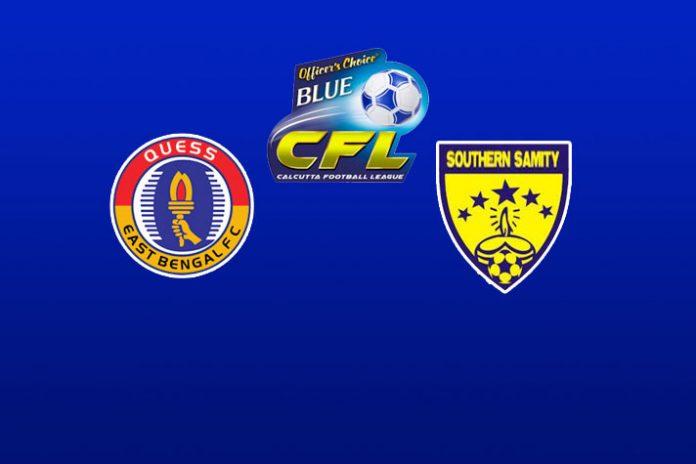 CFL 2019,CFL 2019 Live,Calcutta Football League 2019,East Bengal vs Southern Samity Live,Calcutta Football League 2019 Live