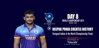 UWW World Championships 2019 Live,UWW World Wrestling Championships 2019 Live,World Wrestling Championships 2019 Live,World Championships 2019 Live,Deepak Punia Live