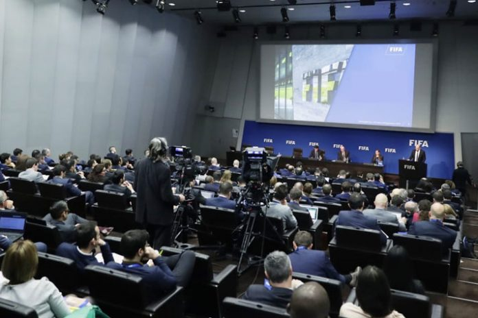 Inside FIFA Data Protect Summit 2019!